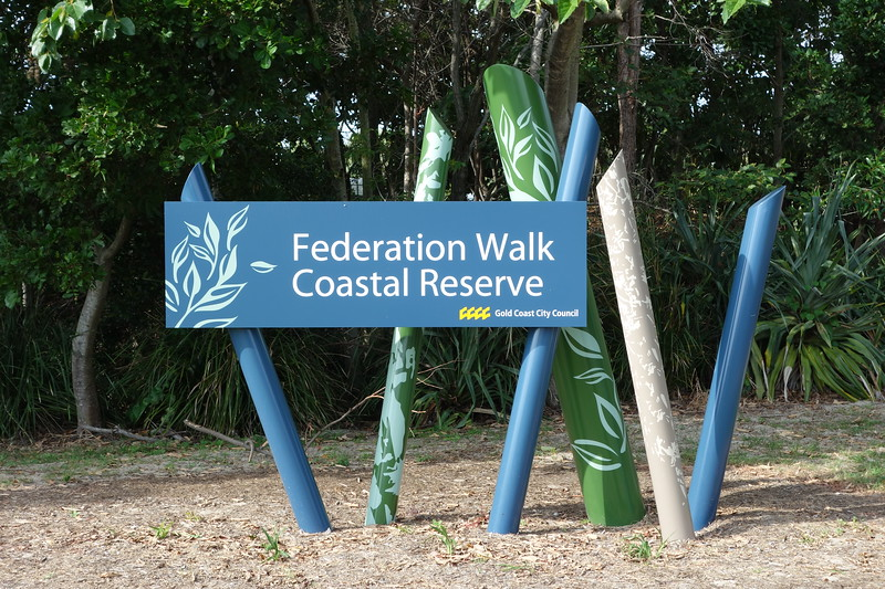 Federation Walk Coastal Reserve